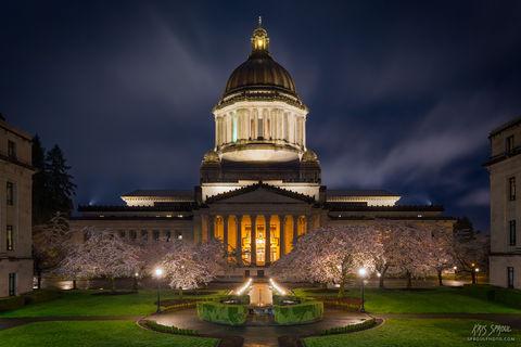 Capitol Rain