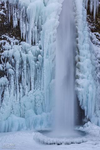 Horsetail Freeze