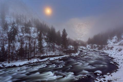 Winter on the Wenatchee